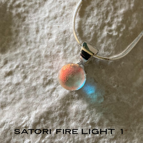 Satori Fire Light Necklace