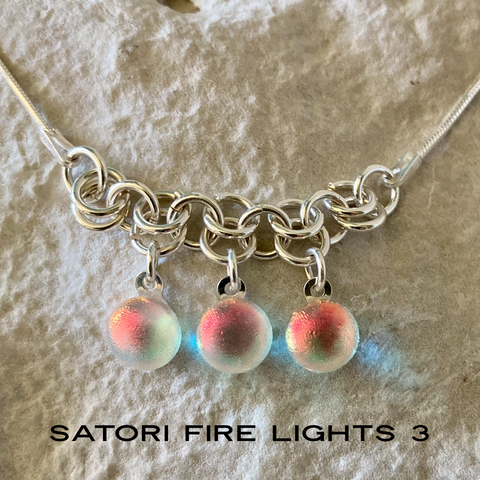 Satori Fire Lights 3 Necklace