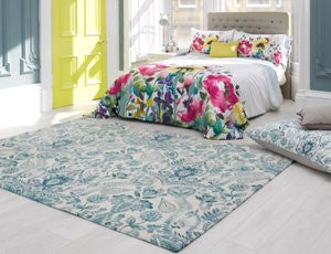 Beautiful Spring Colours From Bluebellgray Rugs