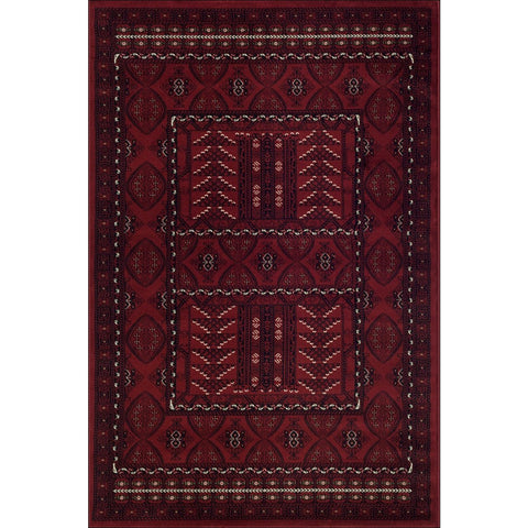 Afghan Classic Pattern Rug - Rugs Of Beauty - 1