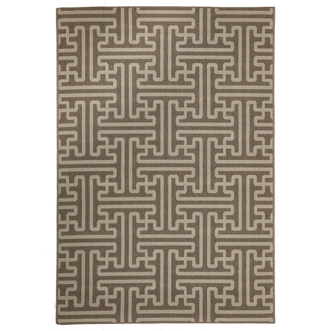 Alfresco 6506 Natural Designer Outdoor RugяЛПяЛПяЛПяЛПяЛПяЛПяЛПяЛП - Rugs Of Beauty - 1