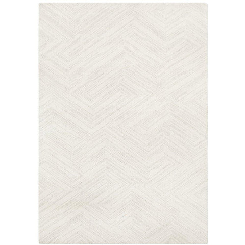 Tonya 742 Silver Grey Modern Scandinavian Inspired Rug - Rugs Of Beauty - 1