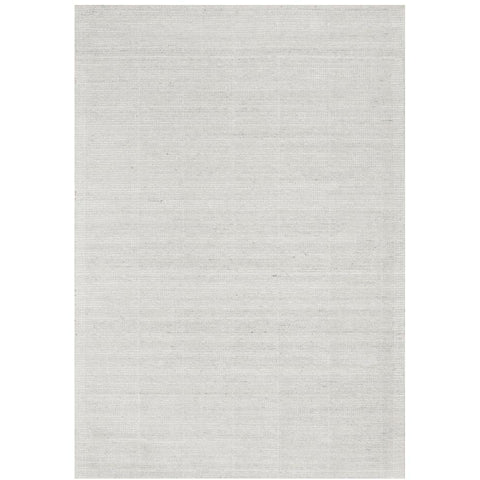 Londrina Sky Blue Modern Cut Loop Pile Rayon Cotton Rug - Rugs Of Beauty - 1