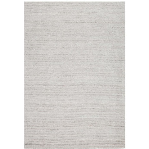 Londrina Stone Grey Modern Cut Loop Pile Rayon Cotton Rug - Rugs Of Beauty - 1