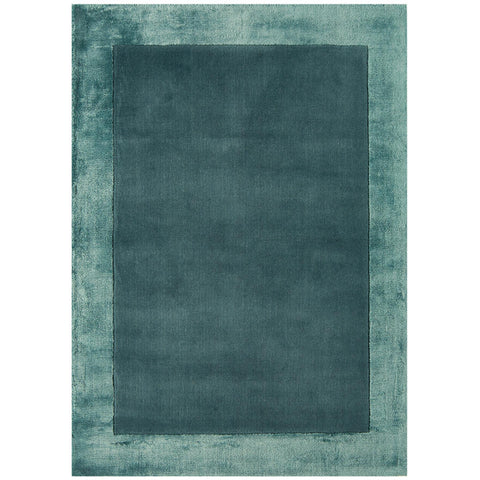 Asiatic Ascot Aqua Blue Designer Rug - Rugs Of Beauty