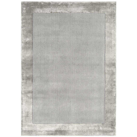 Asiatic Ascot Silver Designer Rug - Rugs Of Beauty