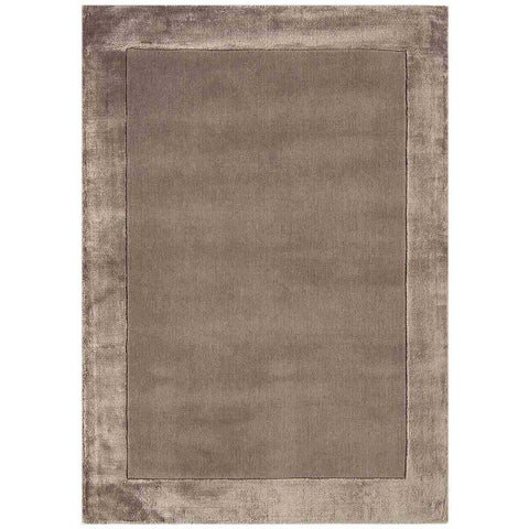 Asiatic Ascot Taupe Designer Rug - Rugs Of Beauty