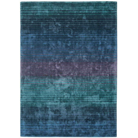 Asiatic Holborn Indigo Designer Rug - Rugs Of Beauty
