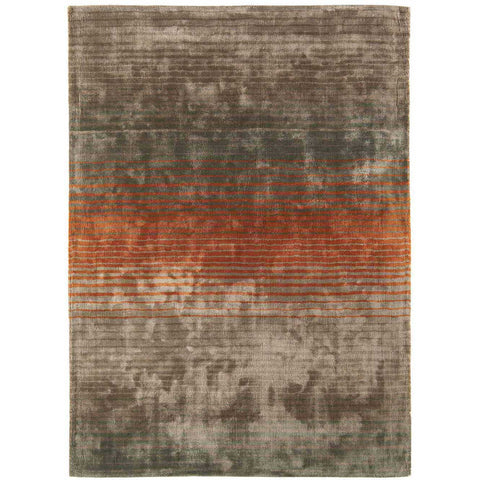 Asiatic Holborn Orange Designer Rug - Rugs Of Beauty