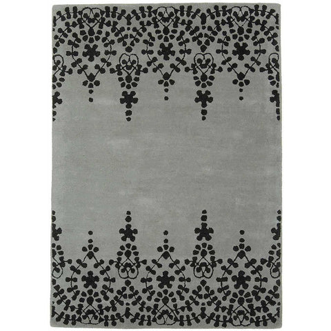 Asiatic Guild Grey Designer Rug - Rugs Of Beauty