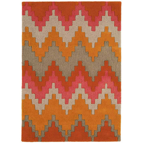Asiatic Cuzzo Sienna Designer Rug - Rugs Of Beauty