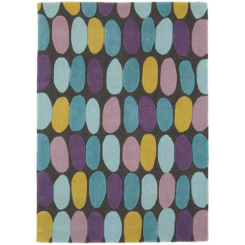 Asiatic Sofia Multi Designer Rug - Rugs Of Beauty