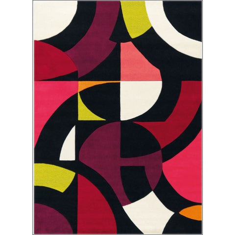 Arte Espina Abstract Designer Rug Multi 240x170cm - Rugs Of Beauty
