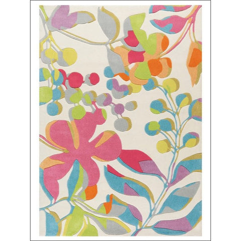 Arte Espina Designer Floral Rug Multi 240x170cm - Rugs Of Beauty