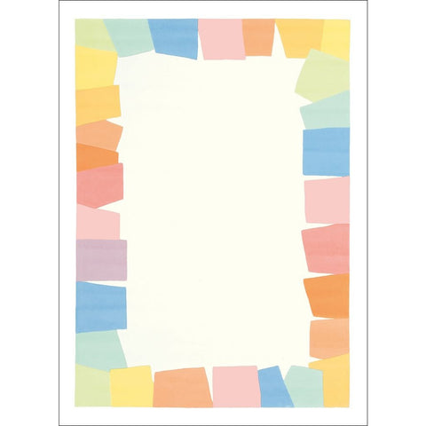 Arte Espina Designer Rug Multi and Ivory 180x120cm - Rugs Of Beauty