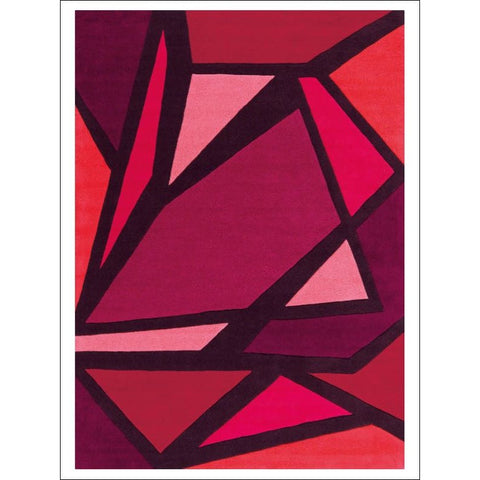 Arte Espina Designer Rug Pink 240x170cm - Rugs Of Beauty