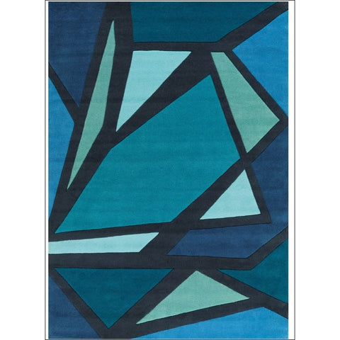 Arte Espina Designer Joy Blue Rug 240x170cm - Rugs Of Beauty