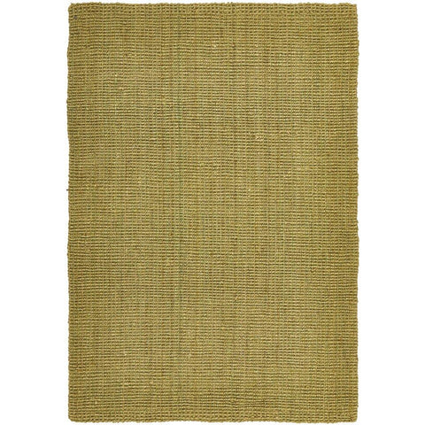 Ordu Green Flatweave Natural Jute Rug - Rugs Of Beauty - 1