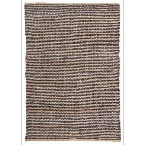 Chunky Natural Fiber Cable Flatweave Jute Rug - Rugs Of Beauty