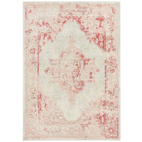 Vedi 2672 Rose Beige Transitional Rug - Rugs Of Beauty - 1