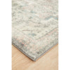 Vedi 2674 Silver Grey Rose Multi Coloured Transitional Runner Rug - Rugs Of Beauty - 5