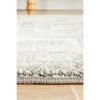 Vedi 2674 Silver Grey Rose Multi Coloured Transitional Runner Rug - Rugs Of Beauty - 7