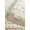 Vedi 2674 Silver Grey Rose Multi Coloured Transitional Runner Rug - Rugs Of Beauty - 9
