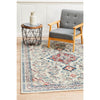 Vedi 2675 Rose Blue Beige Transitional Rug - Rugs Of Beauty - 2