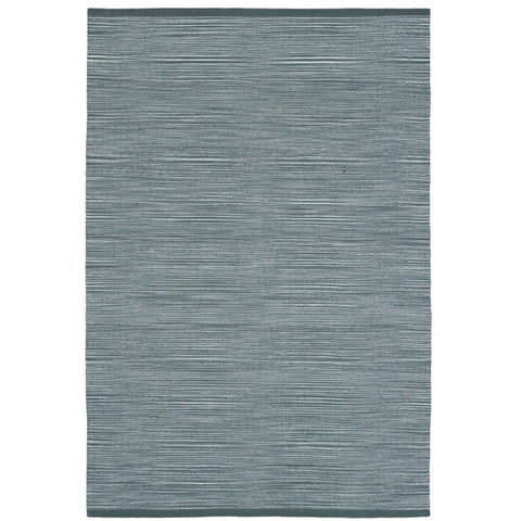 Prima Cotton Grey Modern Flatweave Rug - Rugs Of Beauty
