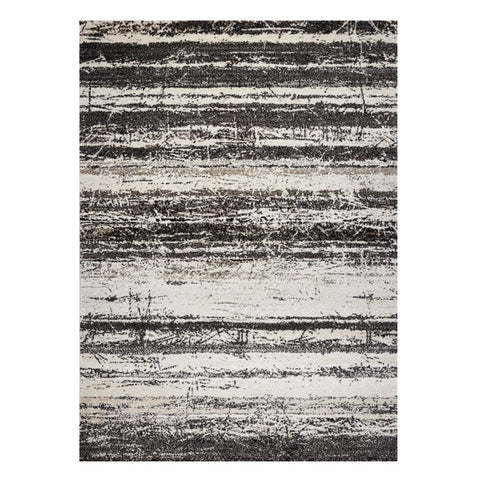 Kara 929 Beige Grey Modern Abstract Pattern Rug - Rugs Of Beauty - 1