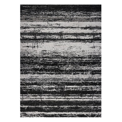 Kara 929 Grey Beige Modern Abstract Pattern Rug - Rugs Of Beauty - 1