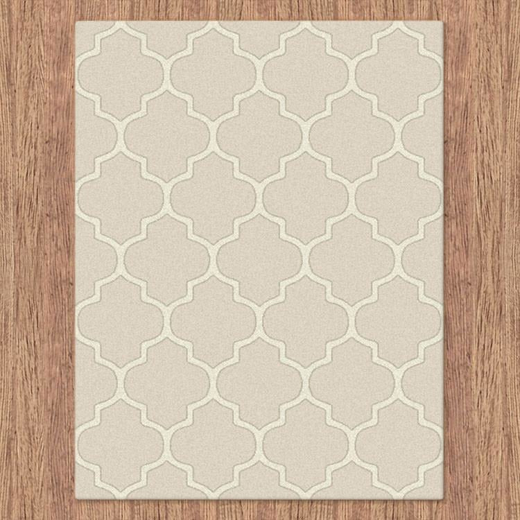 Dover Lattice Beige Cream Modern Trellis Rug – Rugs Beauty