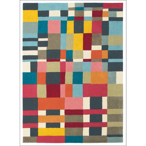 Brink & Campman Estella Domino 83901 Designer Wool Rug - Rugs Of Beauty - 1