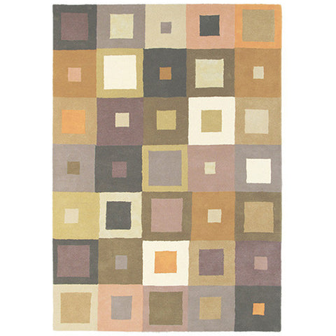 Brink & Campman Estella Carre 84401 Designer Wool Rug - Rugs Of Beauty - 1