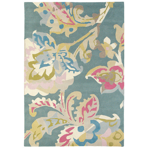 Brink & Campman Estella Kimono 88108 Designer Wool Rug - Rugs Of Beauty - 1