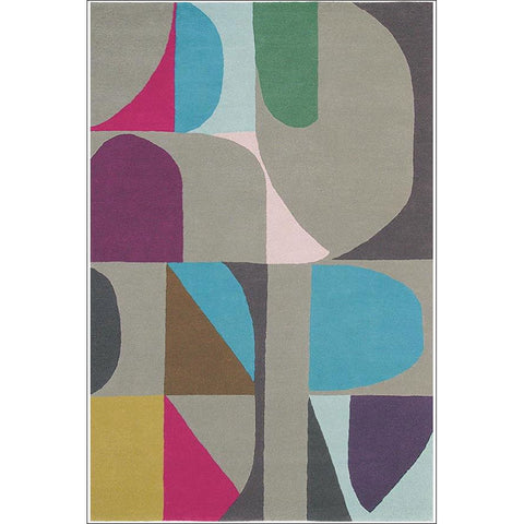 Brink & Campman Estella Harmony 88605 Designer Wool Rug - Rugs Of Beauty - 1