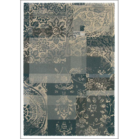 Brink & Campman Fusion Balance 55205 Designer Wool Rug - Rugs Of Beauty - 1