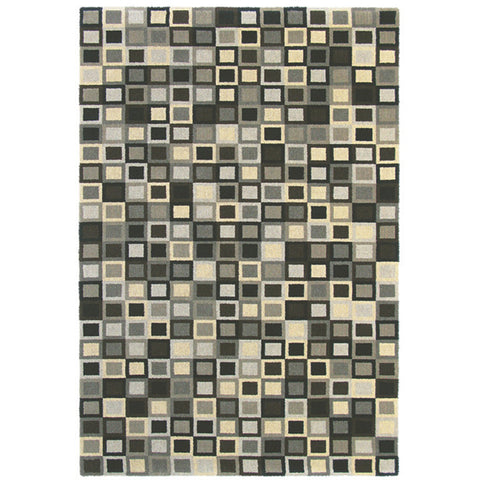 Brink & Campman Fusion Splinter 55605 Designer Wool Rug - Rugs Of Beauty - 1