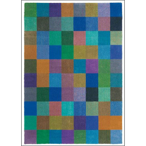 Brink & Campman Fusion Patch 56908 Designer Wool Rug - Rugs Of Beauty - 1