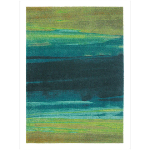 Harlequin Amazilia Lagoon 41608 Modern Designer Wool Rug - Rugs Of Beauty