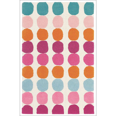 Harlequin Abacus Calypso 42102 Modern Designer Kids Wool Rug - Rugs Of Beauty