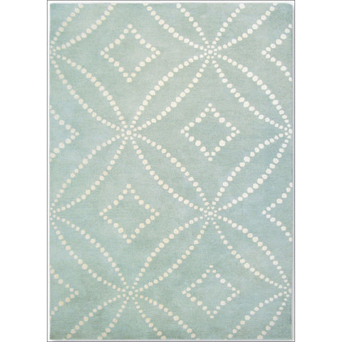 Harlequin Adele Breeze 44408 Modern Designer Abstract Wool Rug - Rugs Of Beauty