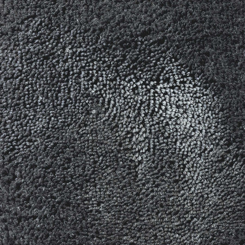 Brink and Campman 21915 Hermitage Designer Wool and Tencel Charcoal Shaggy Rug - Rugs Of Beauty - 1
