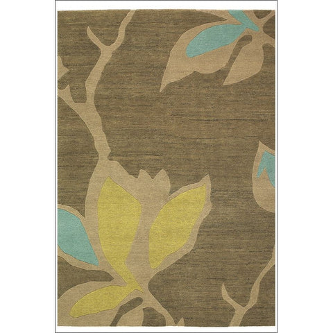Brink & Campman Himali Twig Designer Wool Rug - Rugs Of Beauty