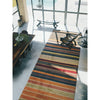 Brink & Campman Himali Splendid Striped Designer Wool Rug - Rugs Of Beauty