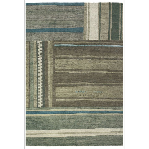 Brink & Campman Himali Amber 34805 Designer Wool Rug - Rugs Of Beauty