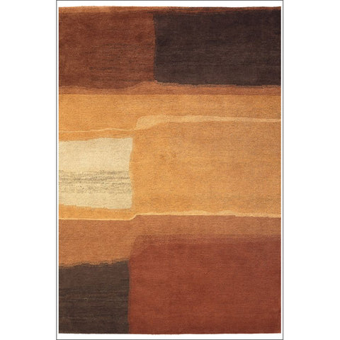 Brink & Campman Himali Aquarel 93303 Designer Wool Rug - Rugs Of Beauty