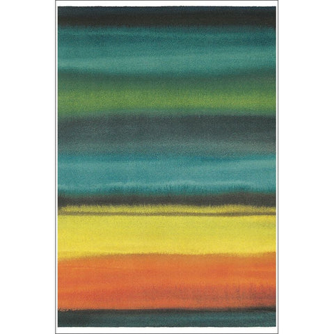 Brink & Campman Kaleidoscope 17307 Designer Wool Area Rug - Rugs Of Beauty