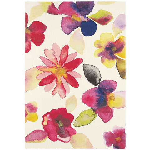 Brink & Campman Kaleidoscope 17502 Blossom Designer Rug - Rugs Of Beauty