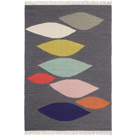 Brink & Campman Kashba Deep Sea 48705 Designer Rug - Rugs Of Beauty